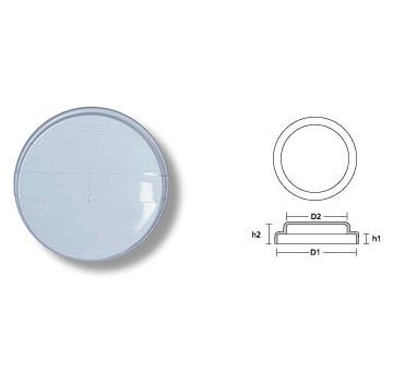 Tapa boca tipo universal para tambor plástico ó metálico