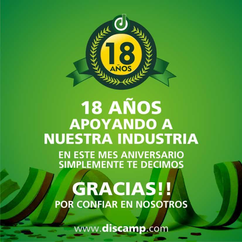 Bienvenidos a Discamp Argentina 2021!
